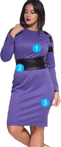 Таблица размеров для женской одежды - фото 2